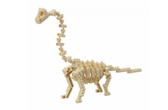 Nanoblock Squelette Brachiosaurus