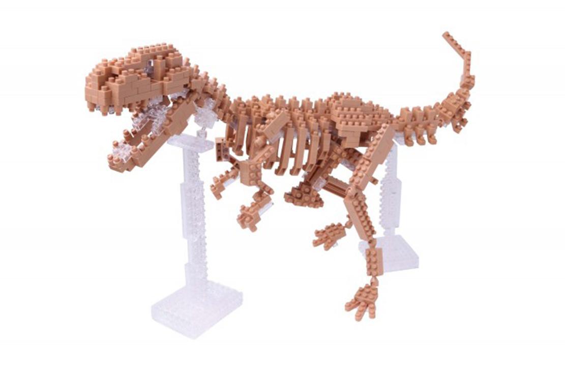 Nanoblock Squelette T-REX