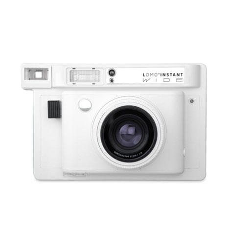 Appareil photo Lomo Instant Wide Blanc