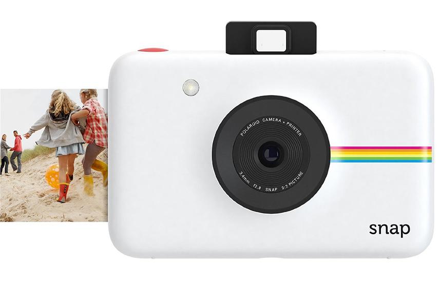 Appareil photo Polaroid Snap Instant Blanc