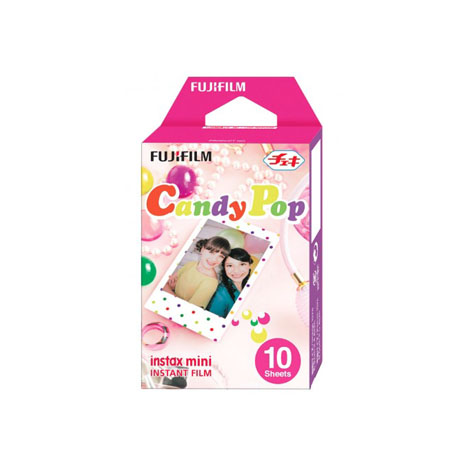 Film Instax Mini Monopack Candy Pop Fujifilm