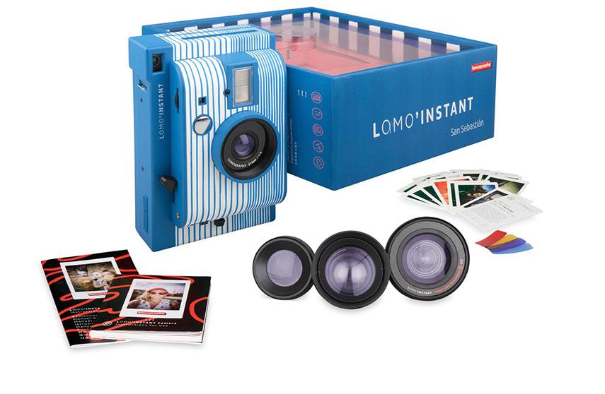 Lomo'Instant San Sebastián Edition