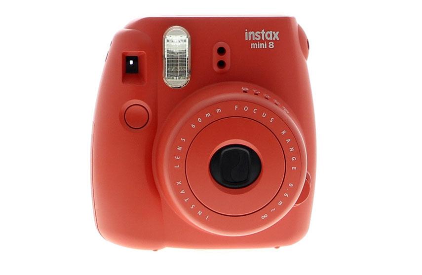 Instax Mini 8 Rouge Fujifilm
