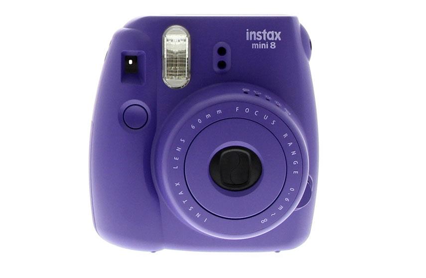 Instax Mini 8 Violet Fujifilm