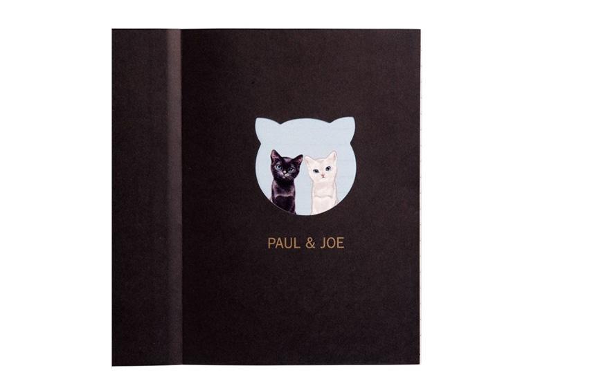Carnet de note A6 Chess Cat Paul & Joe Mark's