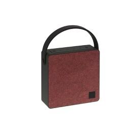 Enceinte Bluetooth Flair Kitsound Rouge