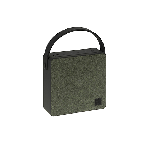 Enceinte Bluetooth Flair Kitsound Vert