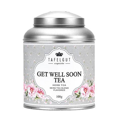Thé floral arômatisé Get Well Soon Tafelgut