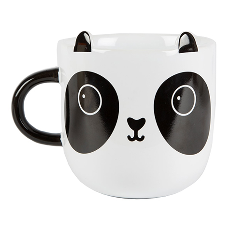 Mug Panda Kawaii Friends Sass & Belle