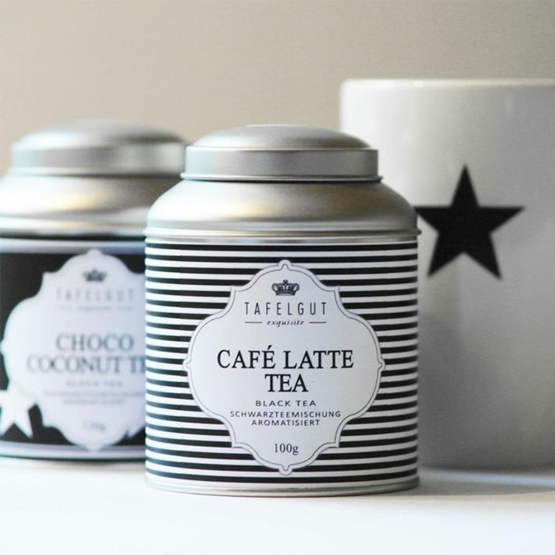 Thé noir Café Latte Tafelgut