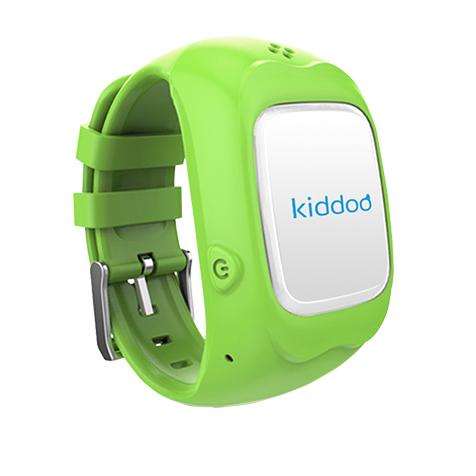 Montre connectée pour enfant vert Kiddoo