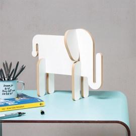 Otto éléphant en bois Donkey Products