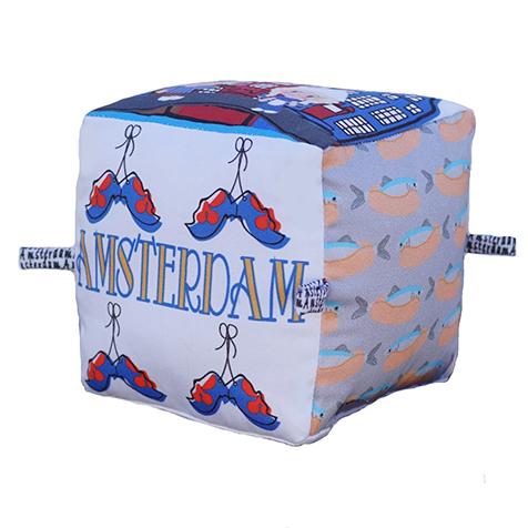 Cube pour enfants Amsterdam Globe Totters