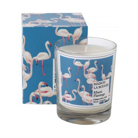 Bougie Miami Flamingo Maison la Bougie