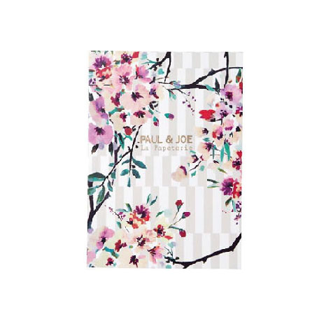 Carnet de Note A6 Stripe Bouquet Paul & Joe Mark's