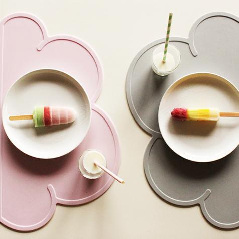Set de table Nuage gris KG Design