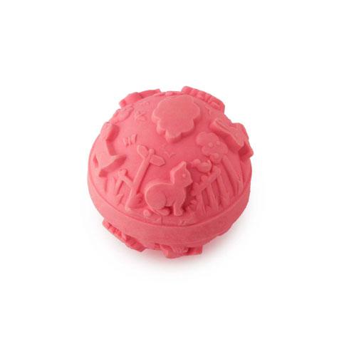 Jouet de bain Balle rose Oli & Carol