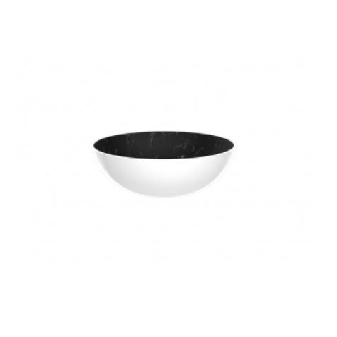 Bol Osmose marbre noir et blanc Zak Designs