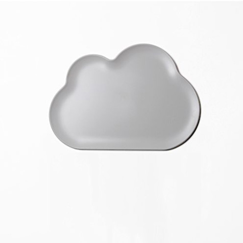 Vide poches nuage gris Qualy