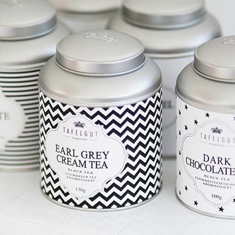 Thé noir Earl Grey Cream Tafelgut