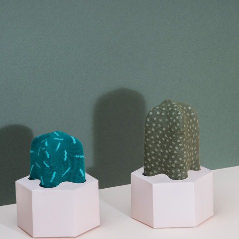 Chaussettes cactus Astros DOIY