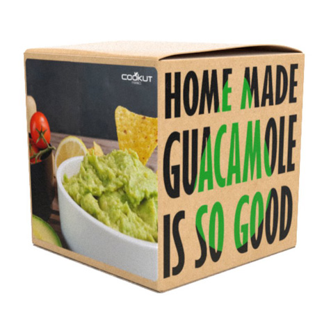 Fucking Good Fresh Guacamole Cookut