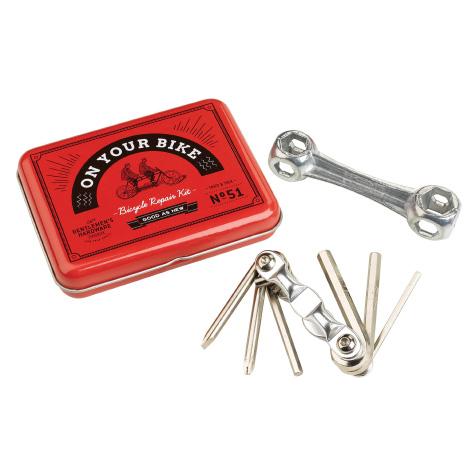 Kit de réparation pour vélo Gentlemen's Hardware