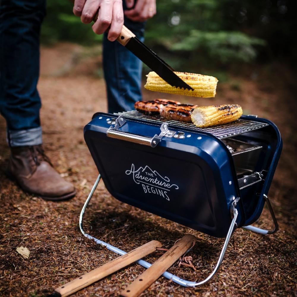 Valise barbecue Gentlemen's Hardware