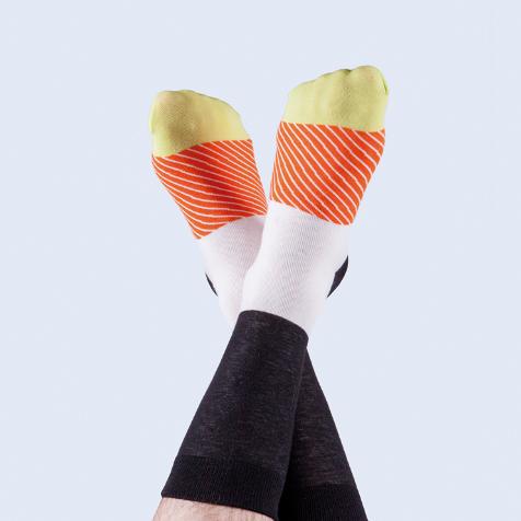 Pack de 3 paires de chaussettes Sushi DOIY