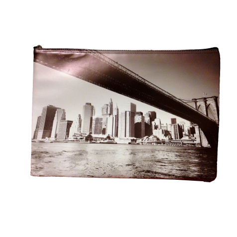 "Housse pour ordinateur 13"" Brooklyn Bridge Destroy Pop"