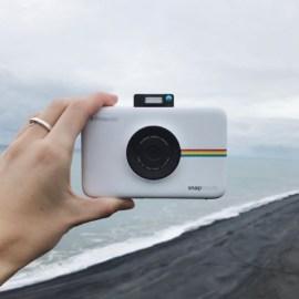 Appareil photo Snap Touch blanc Polaroid