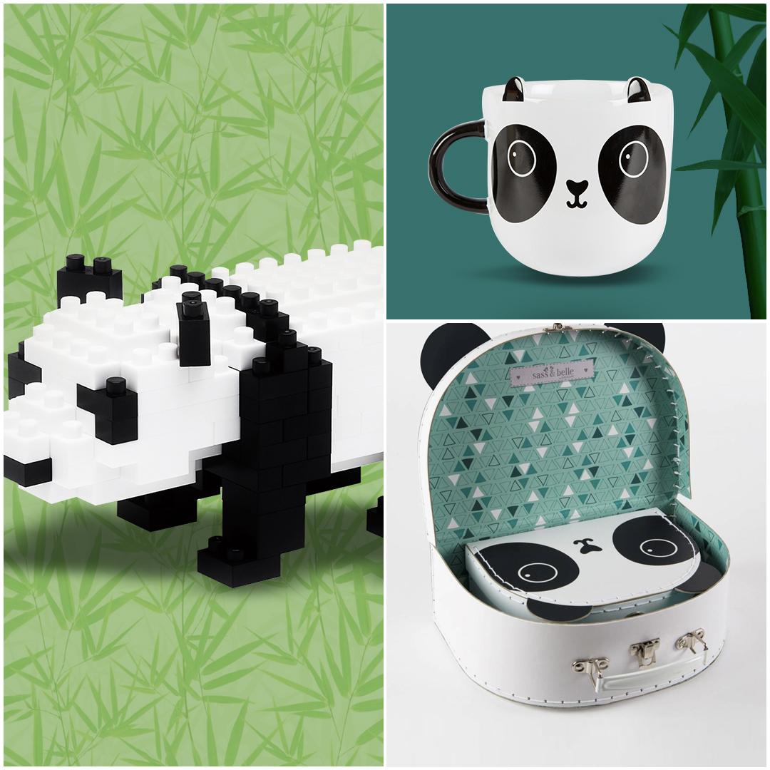 Kit Panda Lovers