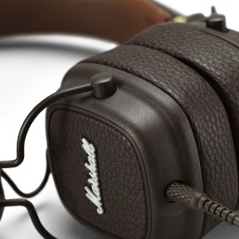 Casque Marshall Major III Marron
