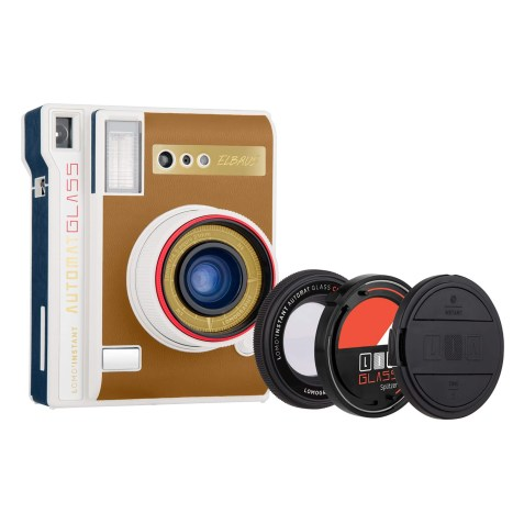 Instant camera Lomography Lomo'Instant Automat Glass – Version Elbrus