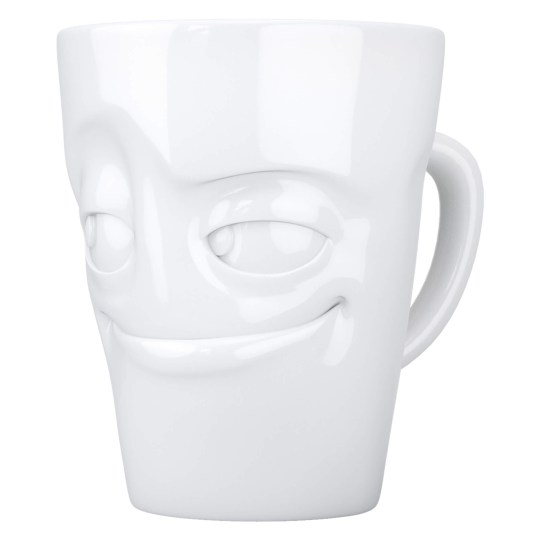 Mug 350ml Humeur du matin TASSEN - Malicieux
