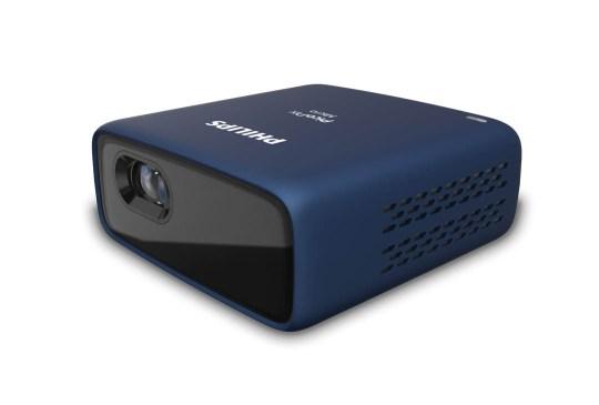 Vidéoprojecteur de poche PicoPix Micro Philips PPX322 bleu