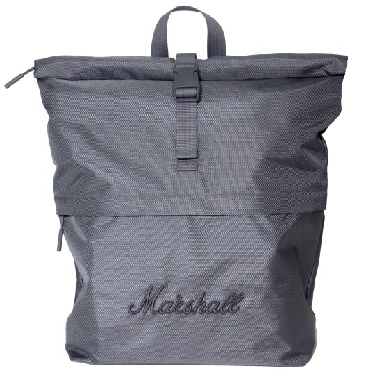 Seeker de MARSHALL TRAVEL – Un roll-top pour les aventuriers modernes – NICKEL GREY