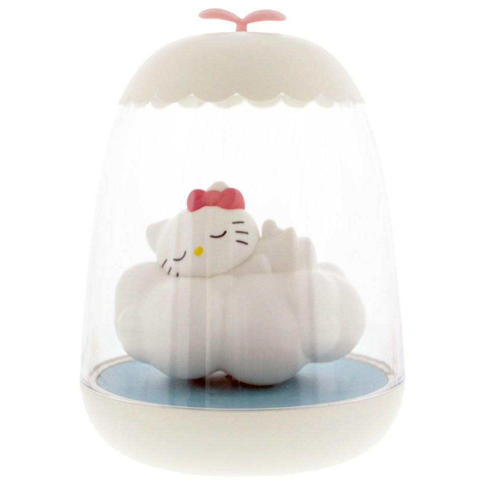 Veilleuse Petit Akio Hello Kitty sur son nuage