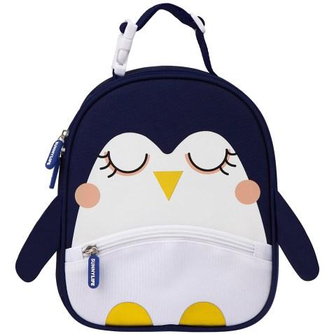 Sac à gouter Pingouin