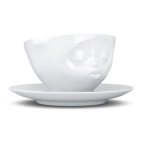 Tasse à thé 200ml TASSEN avec soucoupe – Bisous