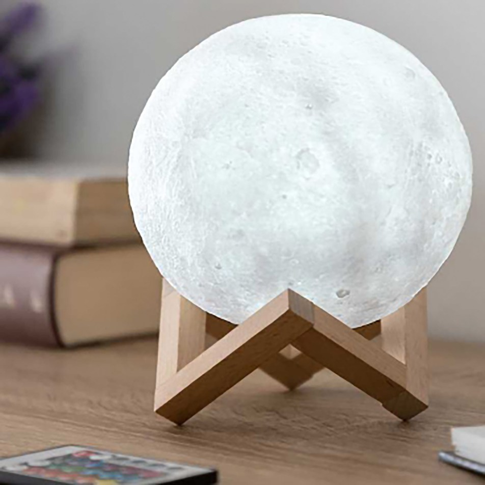 Lampe LED Lune rechargeable