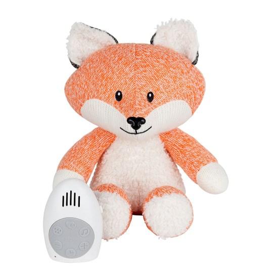 Peluche réconfortante Robin le renard Orange