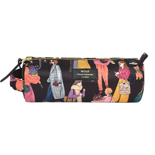 Trousse à crayons Girls by WOUF