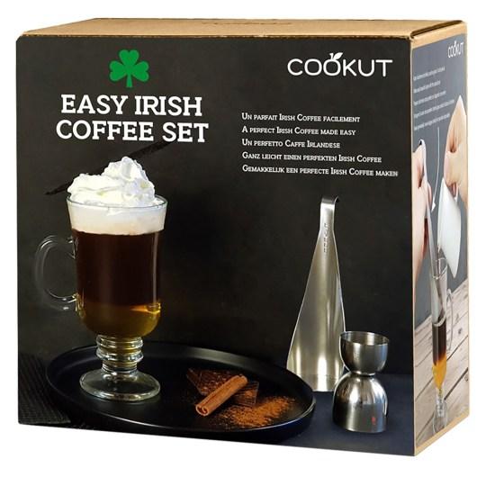 Coffret cadeau | l'Irish Coffee en toute simplicité