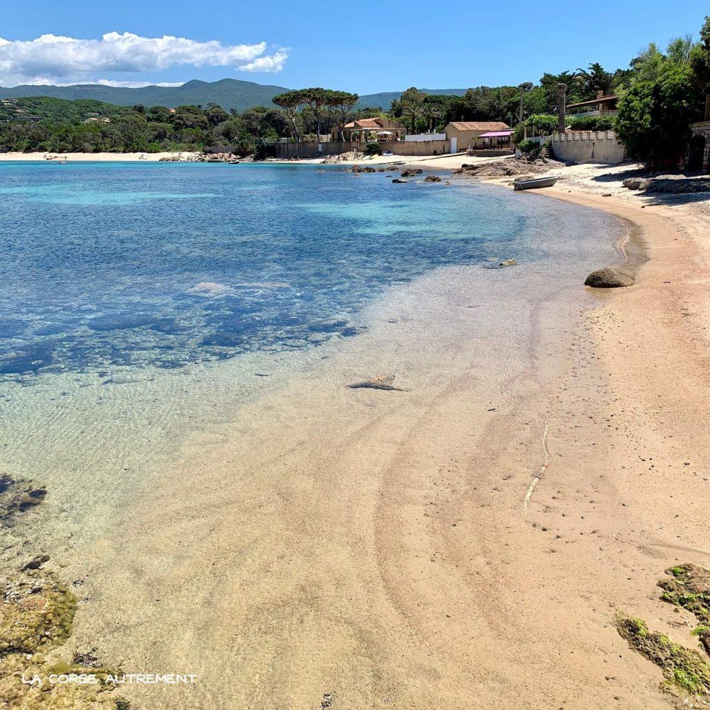 La presqu'île d'Isolella