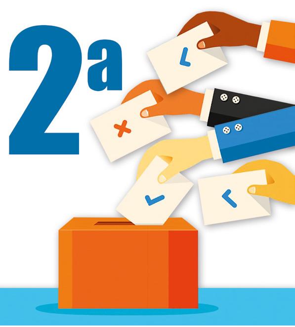 2da vuelta elecciones