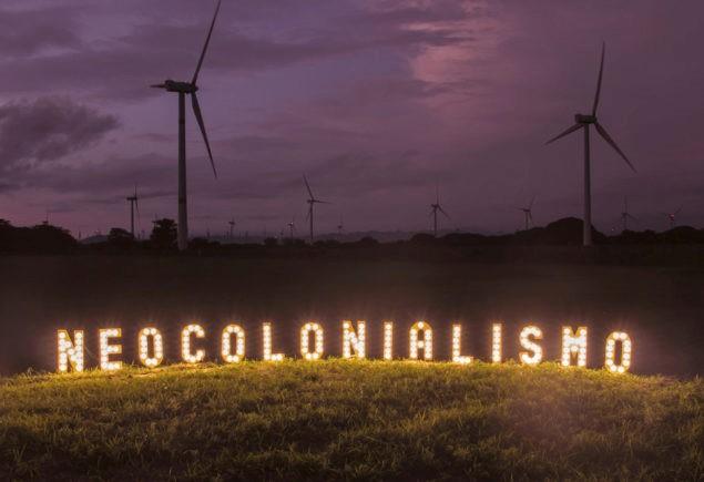 Beatriz Millón Sánchez / Neocolonialismo Video