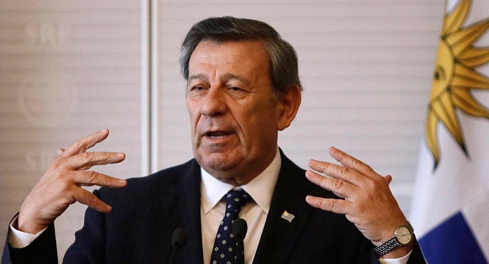 Canciller uruguayo