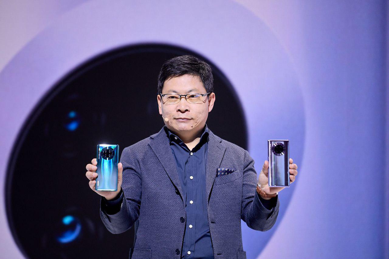 Huawei Mate 30 CEO Richard Yu 2