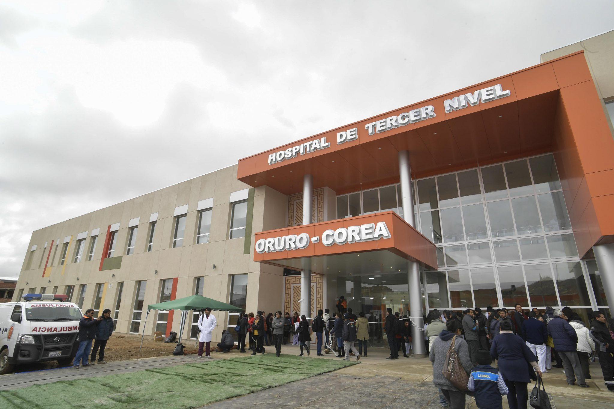 HOSPITAL DE TERCER NIVEL